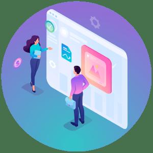 Edmonton Marketing Analytics - Marketing Icon - Loop Marketing