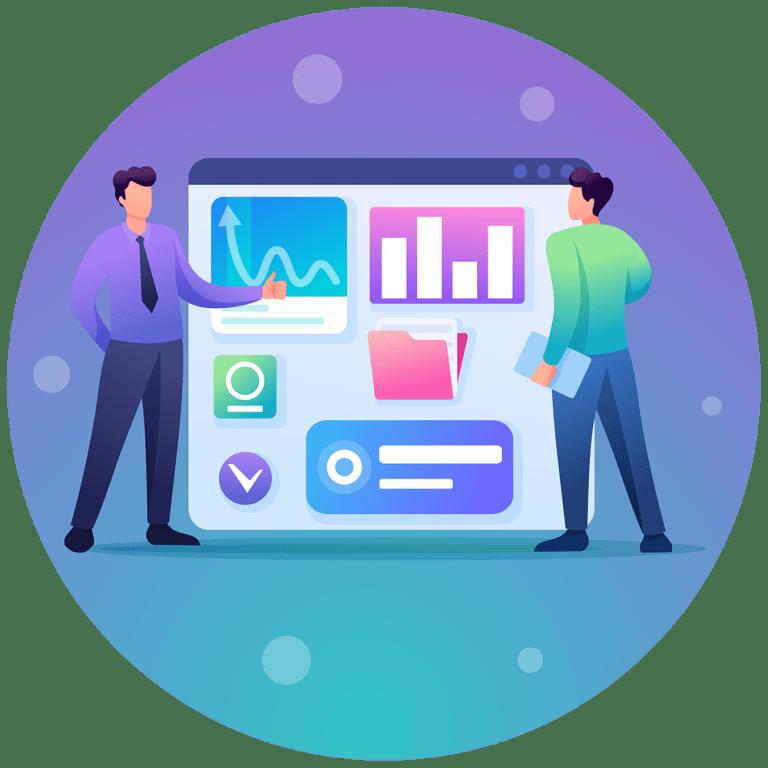 Edmonton Marketing Strategy - Marketing Icon - Loop Marketing