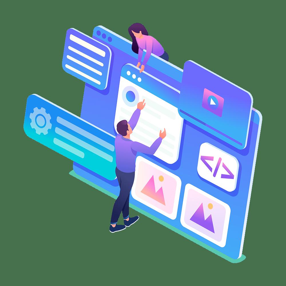 Website Development Agency - Loop Marketing Icons